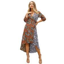 Kandiny - Orange <b>large size</b> short short <b>long sleeves</b> dress Kandiny ...