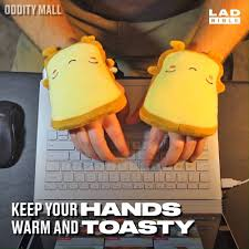 LADbible - <b>Toast USB Hand Warmers</b> | Facebook
