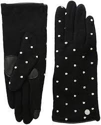 Echo Design <b>Women's</b> Dot <b>Wool Blend Glove</b> at Amazon <b>Women's</b> ...