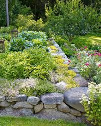 Small Picture Garden Tour New Hampshire Garden Martha Stewart