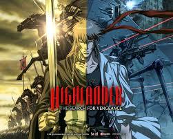 Highlander : Soif de vengeance poster