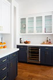 victorian kitchen contrasting cabinets