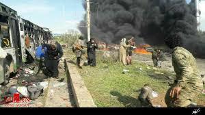 Image result for تکفیریها شیعیان فوعه و کفریا را پس از دادن اماننامه قتل عام کردند