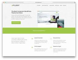 50 best responsive wordpress themes 2017 colorlib affluent light wordpress website theme