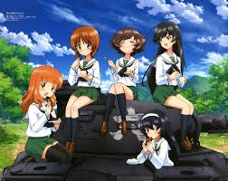 Image result for Girls Und Panzer