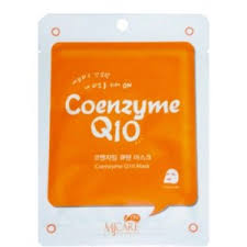 <b>Тканевая маска</b> для лица <b>MJ</b> Care Coenzyme Q10 Mask | Отзывы ...