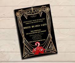 murder mystery invitation template com murder mystery great gatsby inspired party invitation by studiodmd
