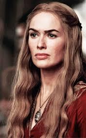 Resultado de imagen de cersei lannister