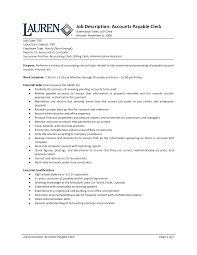 accounts payable clerk resume berathen com accounts payable clerk resume and get inspired to make your resume these ideas 9