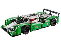 24 Hours <b>Race Car</b> 42039 | <b>Technic</b>™ | Buy online at the Official ...