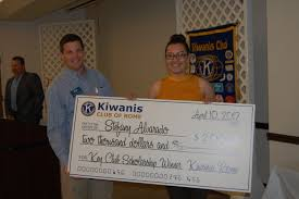 floyd county coosa valley news kiwanis club of rome awards 9 500 in scholarships to local teens