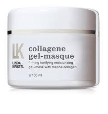 "COLLAGENE GEL-MASQUE <b>Гель</b> - <b>маска для лица</b> ""<b>Коллагеновая</b>"""
