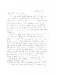 compassionate oncology medical group patient feedback letter from janet