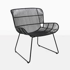 Nairobi Woven <b>Relaxing Chair</b> (<b>Black</b>) | Teak Warehouse