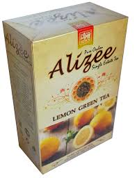 <b>Чай</b> зеленый листовой с лимоном <b>Alizee</b> Lemon <b>Green Tea</b> 100 г ...