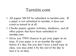writing essays heading top left corner of the page your name  turnitincom all papers must be submitted to turnitincom if a paper