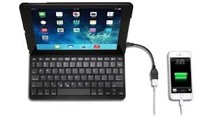 <b>Чехол</b>-клавиатура для iPad Air <b>Kensington</b> KeyFolio Thin X3 | Apple