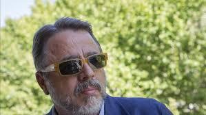 """El editor y poeta Javier Sánchez Menéndez, que ha publicado el poemario inédito de Juan Ramón Jiménez, """"Idilios"""", al que considera """"un autor infinito y ... - Sanchez-Menendez-Juan-Ramon-Jimenez_EDIIMA20130530_0331_4"""