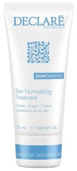 <b>Declare</b> Pure <b>Balance</b> Skin Normalizing Treatment <b>Крем</b> для лица ...