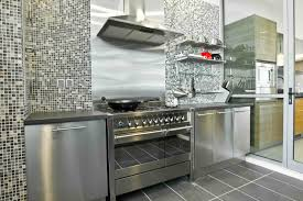 Kitchen Racks Stainless Steel Kitchen Nice Looking Organized Kitchen Space With Hanging