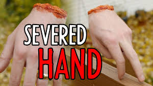 How-to: Severed <b>Hand</b> & More <b>DIY Mogulween</b> Effects! : Indy News ...