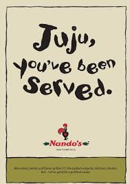 Eight of our favourite, <b>cheeky Nando's</b> posters to date [pictures ...