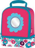 <b>Термосумка детская Thermos</b> Floral Dual розовая