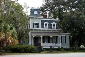 Second Empire Architecture  History and PhotosSecond Empire style home in Georgia  constructed between and     Photo ©