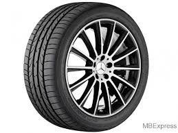 Многоспицевый <b>колесный диск</b> AMG, (<b>20 дюймов</b>)