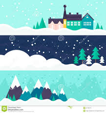 winter card template stock vector image  winter card template
