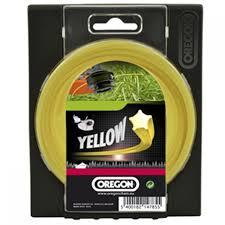 Купить <b>леску для триммера OREGON</b> Yellow звезда 2х15м в ...