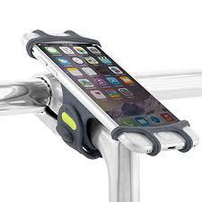 "<b>Bone</b> Collection Bike Phone Holder for STEM Mounting 4"" to <b>6</b>"""