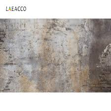 <b>Laeacco Old Gradient Solid</b> Color Wall Grunge Party Wallpaper ...