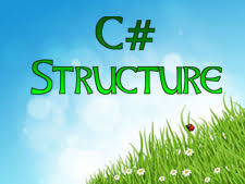 Image result for Structure in C#
