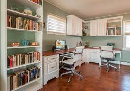 2 desk office layout chic small white home office chic small office ideas