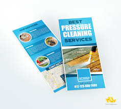 flyer design for pressure cleaning services flyer brochure flyer design for pressure cleaning services