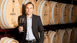 Iniesta Wine (courtesy of Rivers of Wine)
