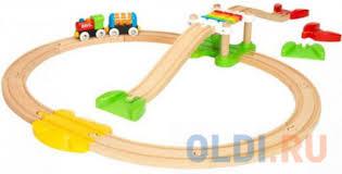 Железная дорога <b>Brio Моя</b> первая железная дорога с мостиком ...