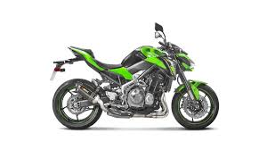 <b>Kawasaki Z900</b> 2019 Slip-On Line (Carbon) - Akrapovič <b>Motorcycle</b> ...