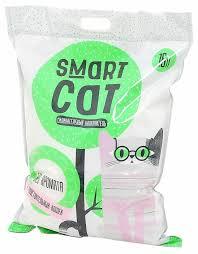 """Впитывающий <b>наполнитель</b> Smart <b>Cat Силикагелевый</b> """"без ..."""