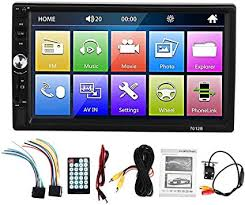 Car MP5 Player,7inches Central Control <b>Touch Screen Car MP5</b> ...