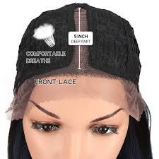 Joedir Lace Front Wigs for Black women Heat ... - Amazon.com