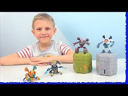 Новая База Робокаров с машинками Марк и Баки - Robocar Poli ...