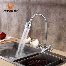 <b>MYNAH Kitchen Faucet Russia</b> Classic Fitchen Faucet Dual Control ...