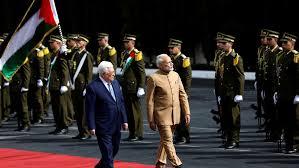 Modi visits Ramallah, backs independent Palestine state   Narendra ...