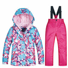 2019 <b>Ski Suit</b> Children's Brand New High Quality Children ...