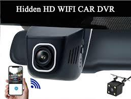 WHEXUNE Novatek 96658 WIFI <b>Car DVR Dash Cam</b> Full HD 1080P ...