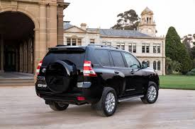 Toyota Land Cruiser Prado 2016 Toyota Landcruiser Prado Pricing And Specifications Photos