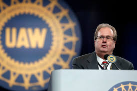 FBI raids UAW President Gary Jones' home, as workers vote to strike ...
