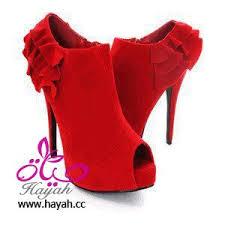 احذية حمراء بكعب عالي images?q=tbn:ANd9GcQ
